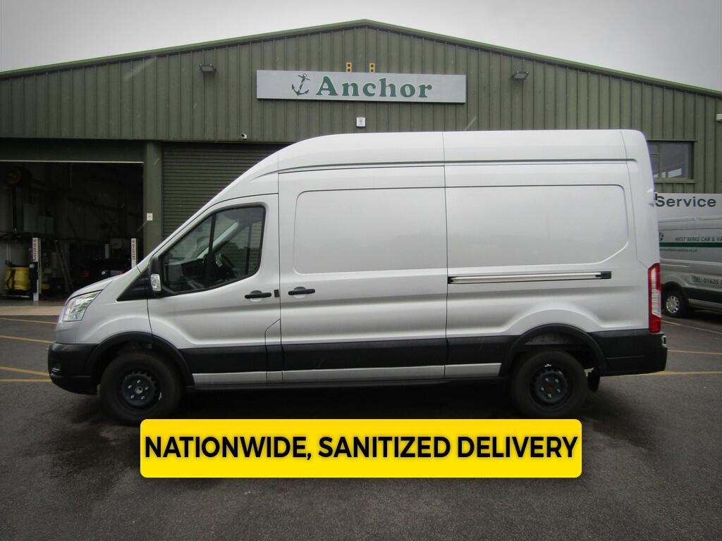 Ford Transit LY69 VPJ