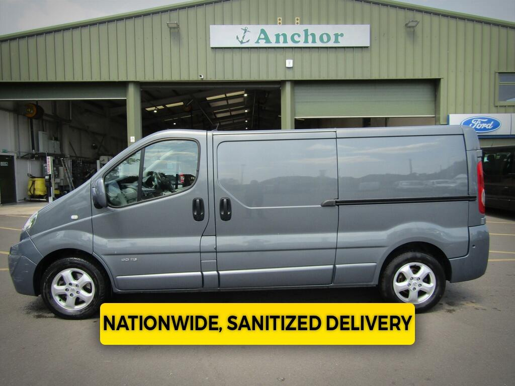 Renault Trafic VO14 YCD
