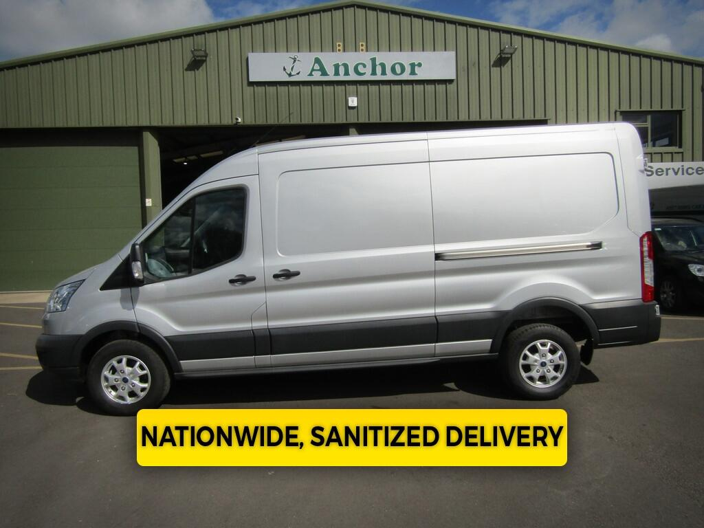 Ford Transit MM18 WSJ