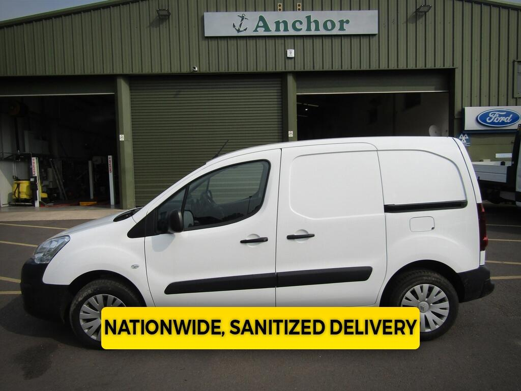 Citroen Berlingo EK66 XWE