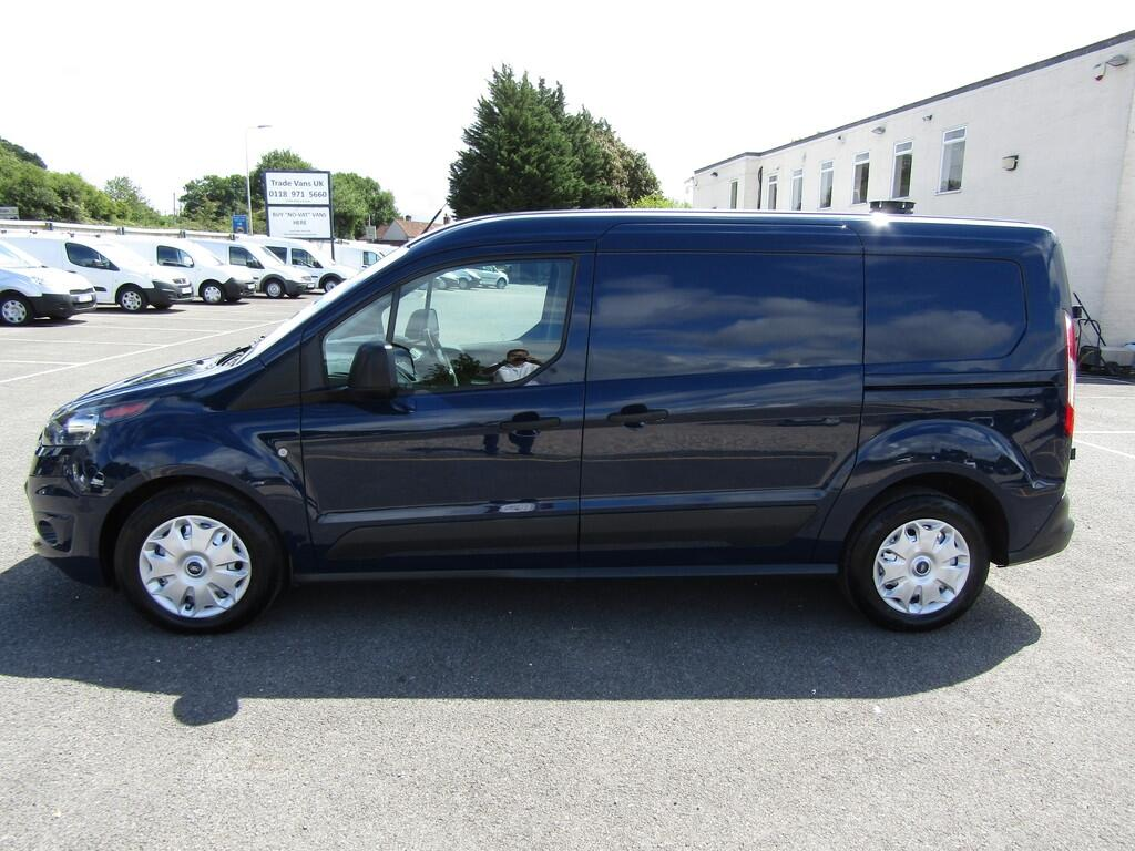 Ford Transit Connect LG66 EOK