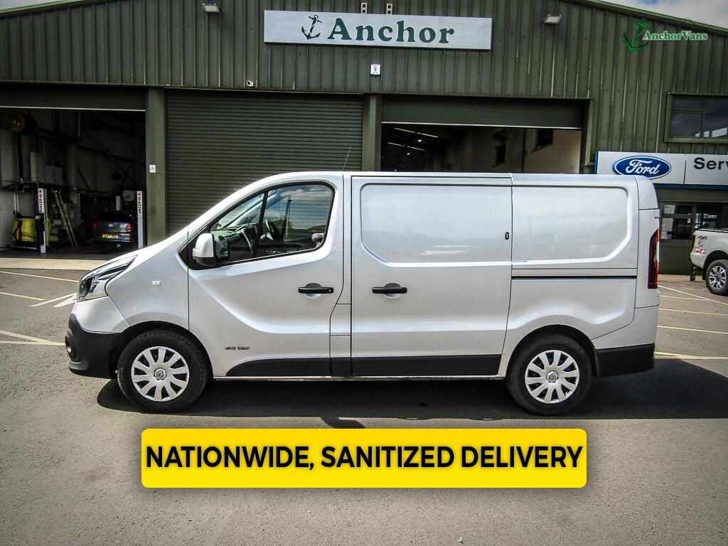 Renault Trafic MA17 MFP
