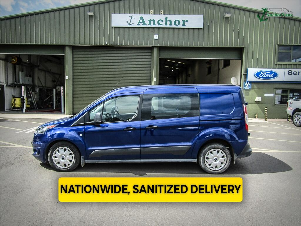 Ford Transit Connect DX18 KDN