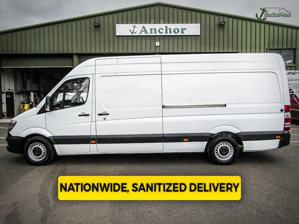 Mercedes Sprinter LN17 LPO