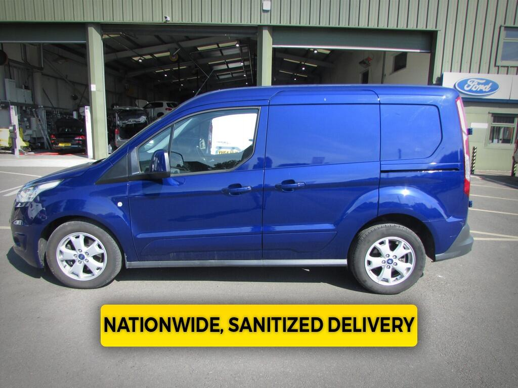 Ford Transit Connect YS18 FUT