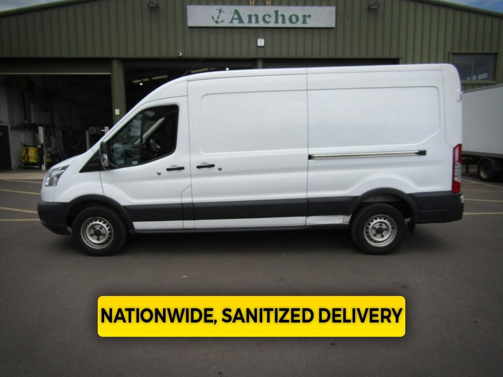 Ford Transit ND16 LHR