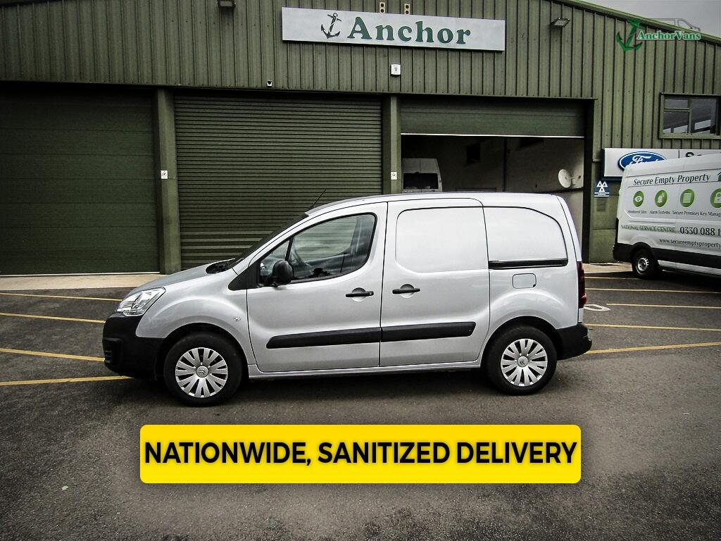 Citroen Berlingo LO17 WTL
