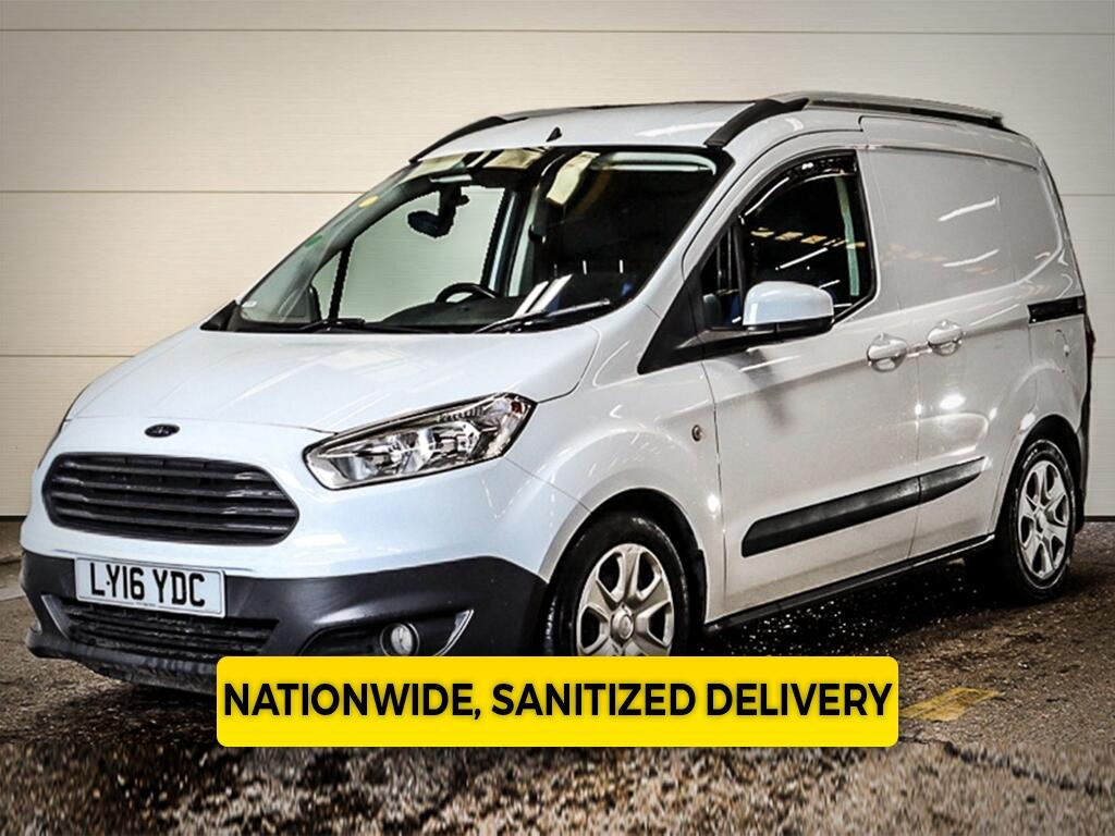Ford Transit Courier LY16 YDC