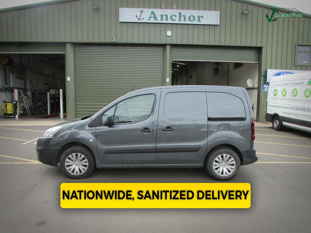 Citroen Berlingo BA18 HKN