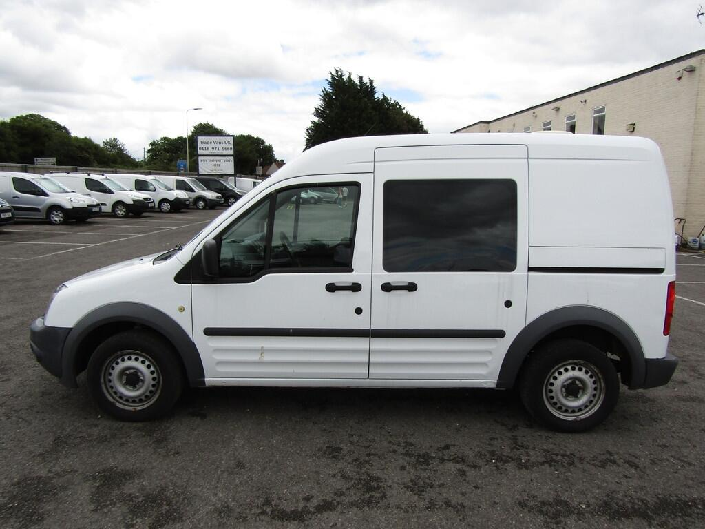 Ford Transit Connect CN62 BHJ