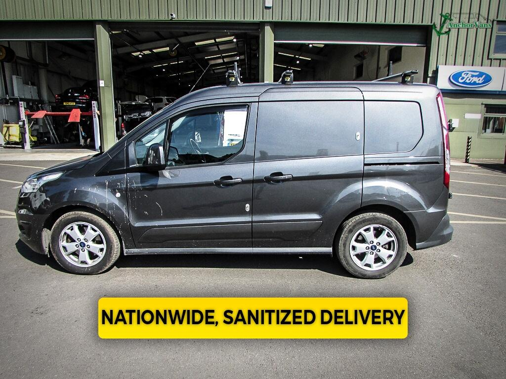 Ford Transit Connect EU67 VFD