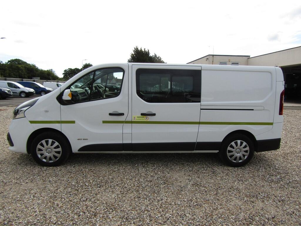 Renault Trafic MA66 UKW