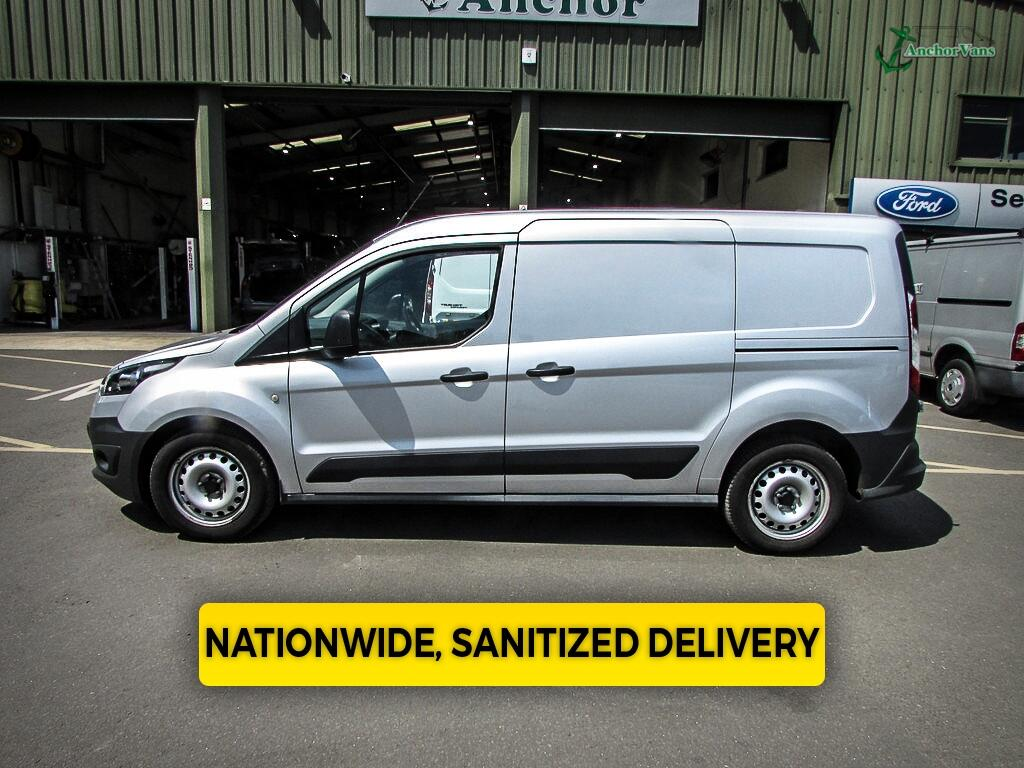 Ford Transit Connect A3 BGM