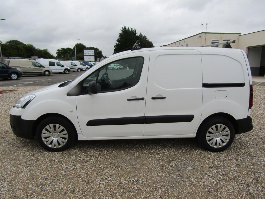 Citroen Berlingo BT63 AYH
