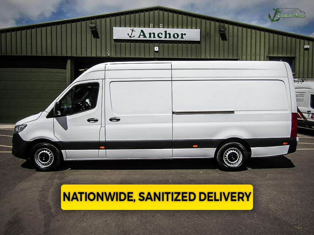 Mercedes Sprinter KR68 OPM