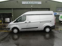 Ford Transit Custom UFZ 9545