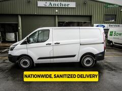 Ford Transit Custom CX18 WDK