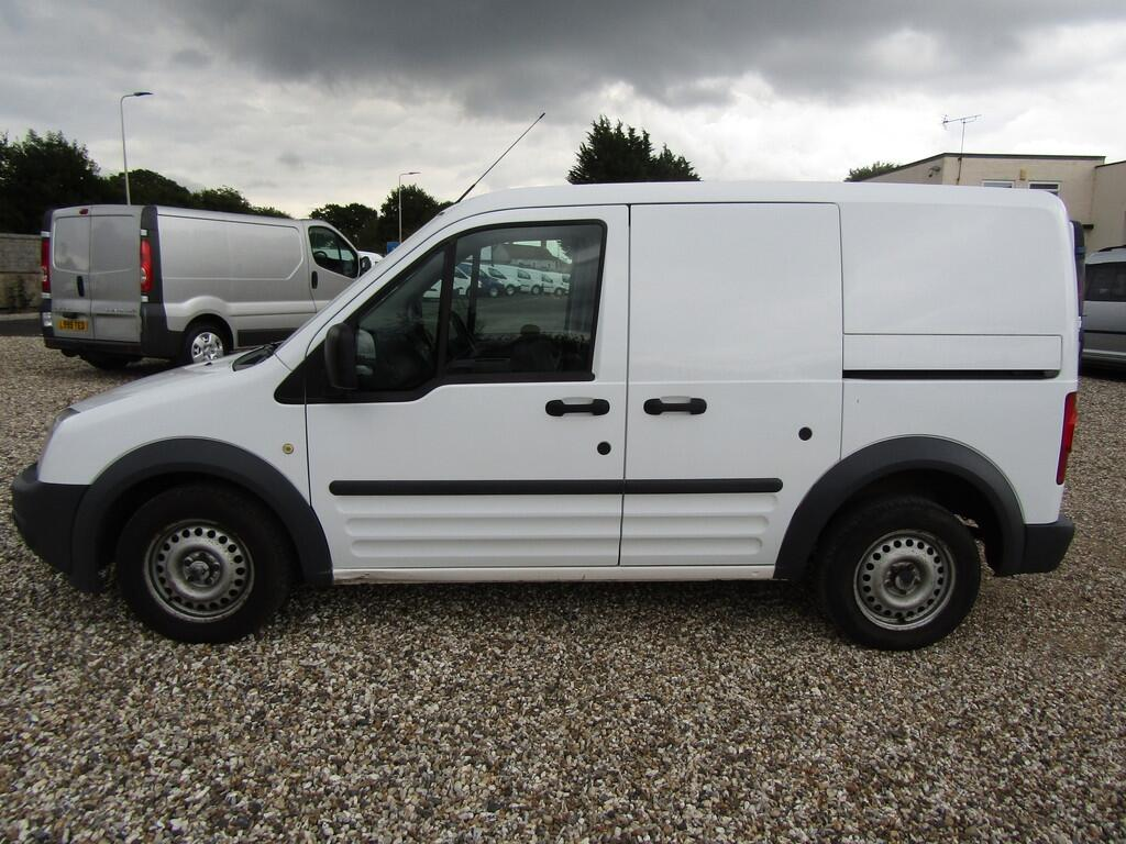 Ford Transit Connect KY62 XCX
