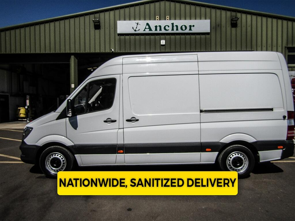 Mercedes Sprinter HX16 FEM