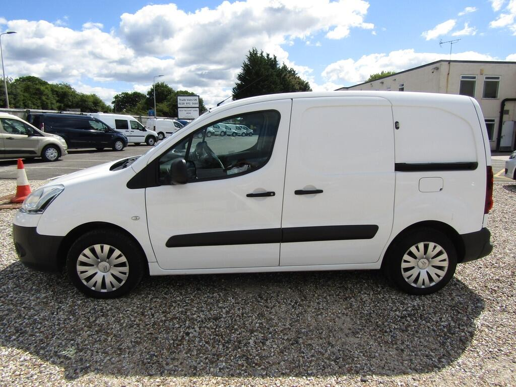 Citroen Berlingo GN14 PZC