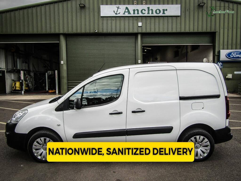 Citroen Berlingo LD16 FVA