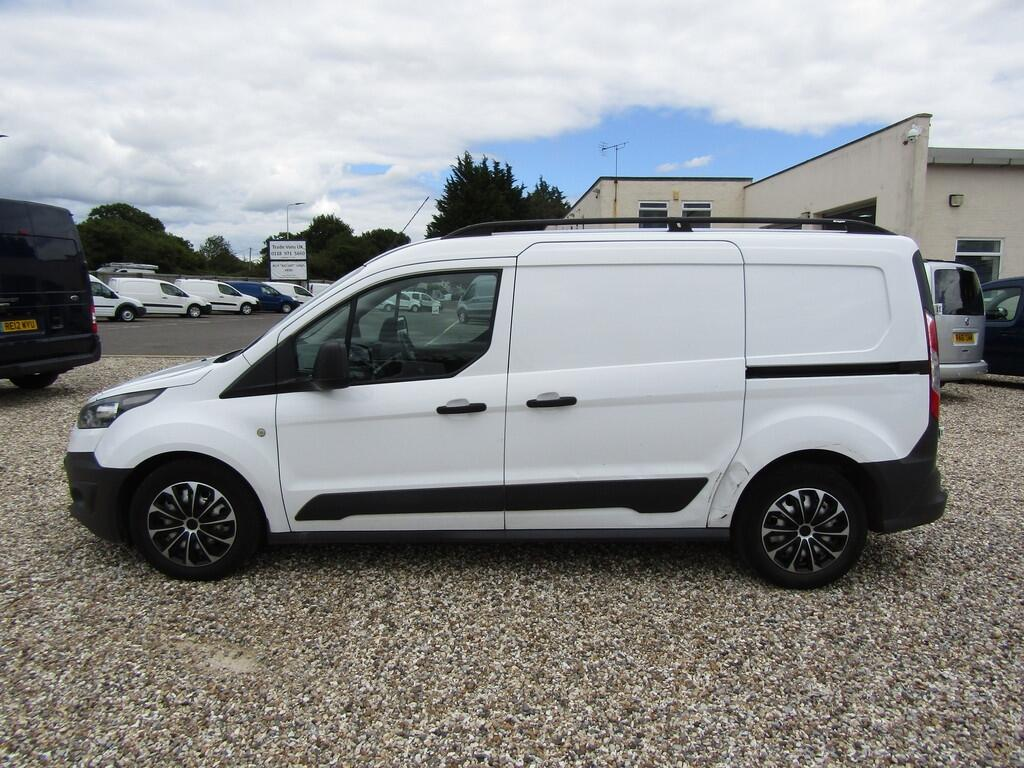 Ford Transit Connect BG14 YFR