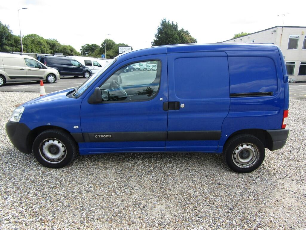 Citroen Berlingo EU56 BVH