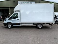 Ford Transit WM17 JVR