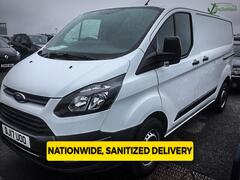 Ford Transit Custom BJ17 UOO