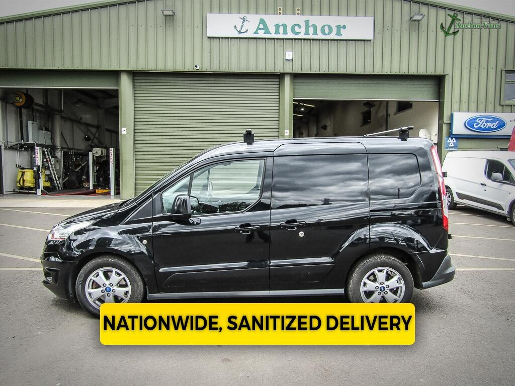Ford Transit Connect YB15 LCW