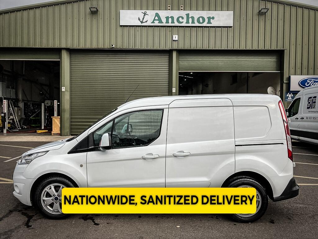 Ford Transit Connect EG17 KUC