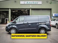 Ford Transit Custom MV14 OPC