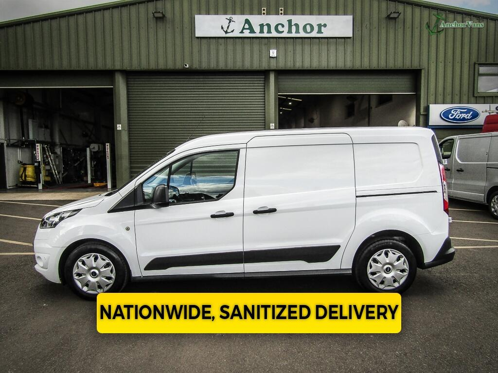Ford Transit Connect EX65 HFB