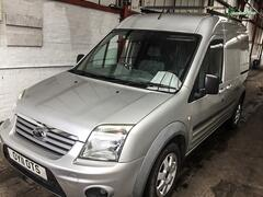 Ford Transit Connect OY11 OTS