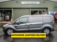 Ford Transit Connect WG66 HHN