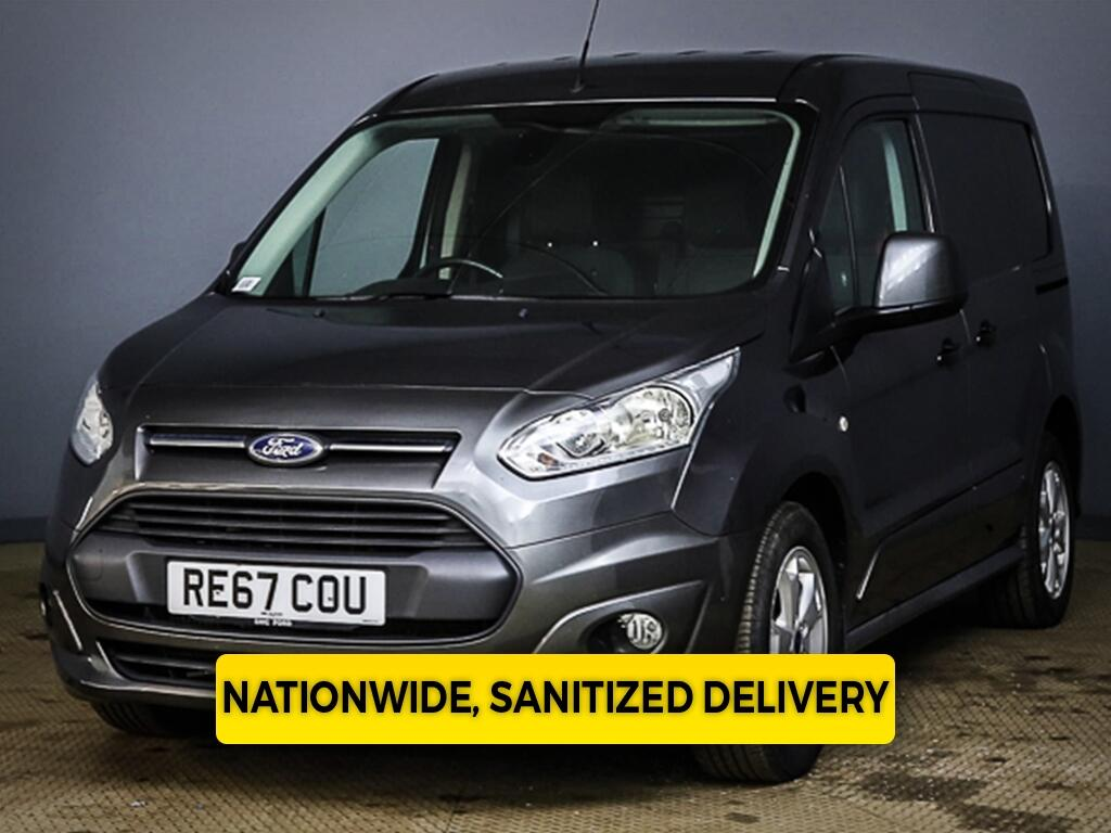 Ford Transit Connect RE67 COU