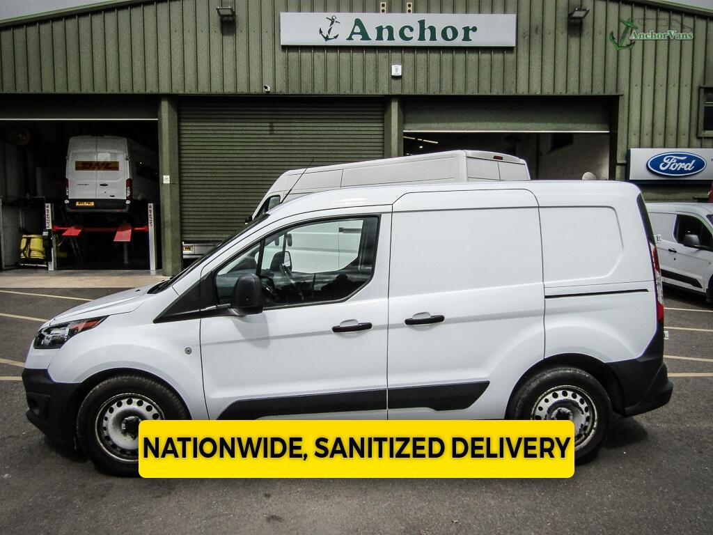 Ford Transit Connect CP17 PYX