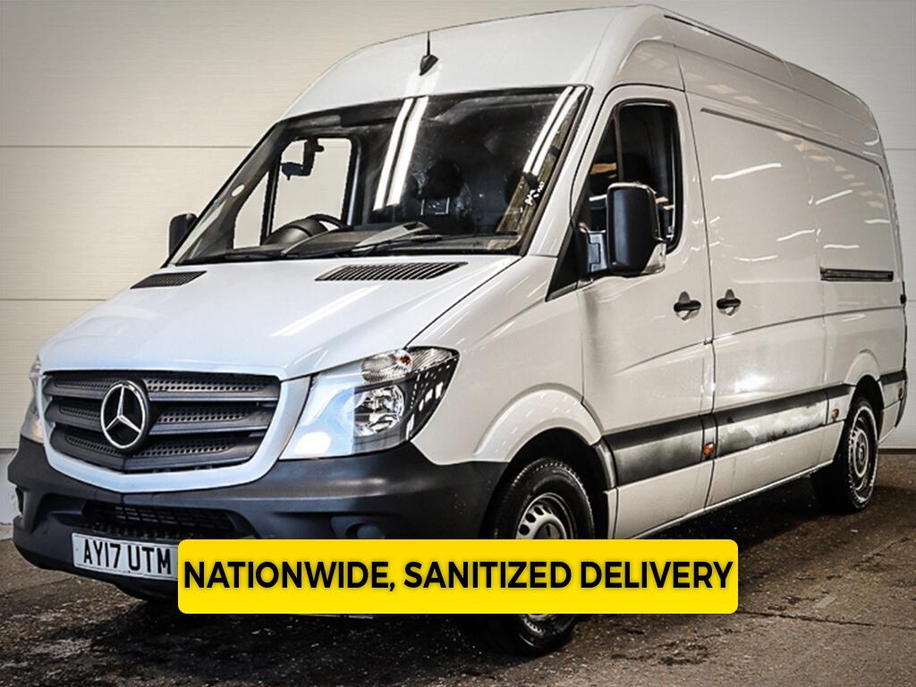 Mercedes Sprinter AY17 UTM