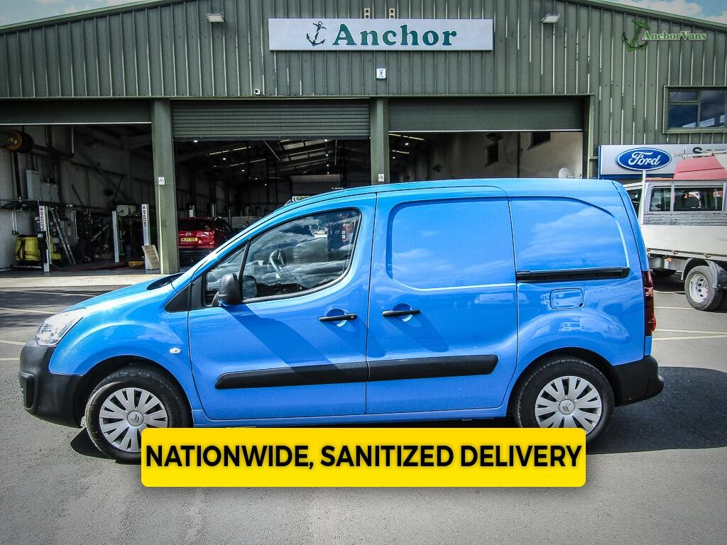Citroen Berlingo LD18 KWN