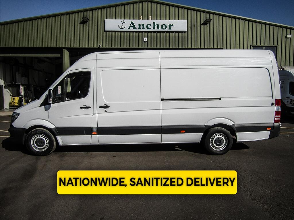 Mercedes Sprinter LN17 LSU