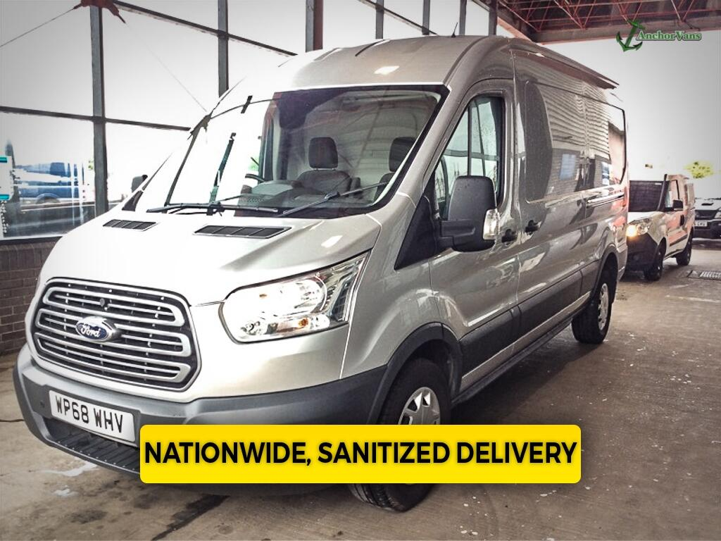 Ford Transit WP68 WHV