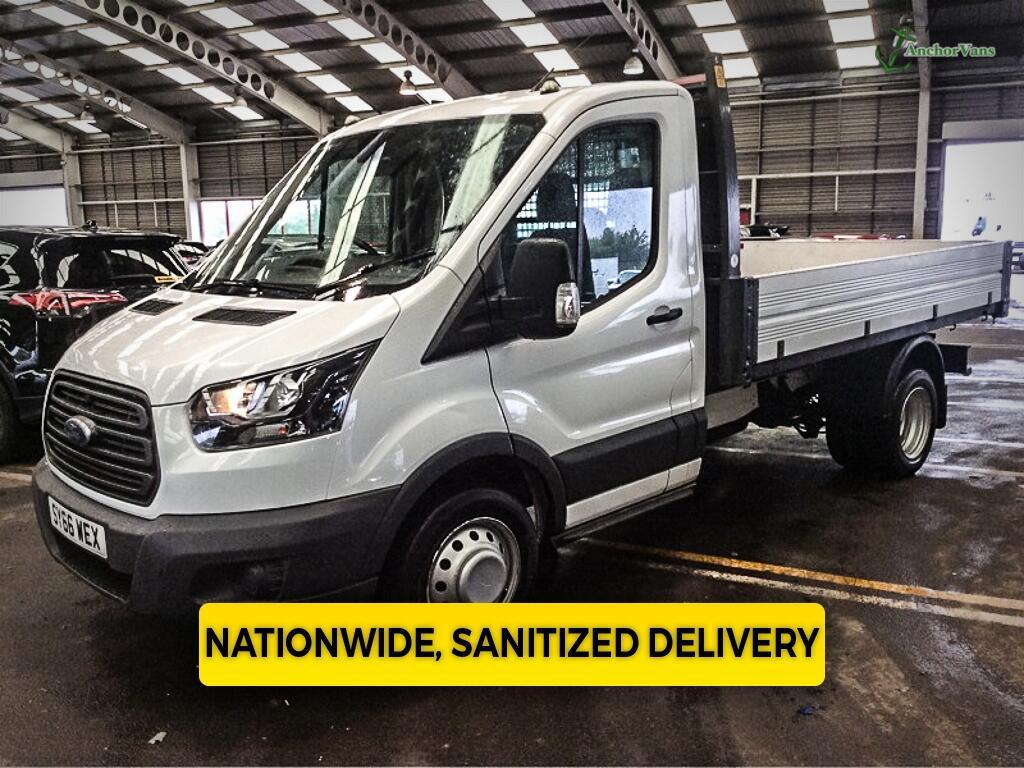 Ford Transit SY66 WEX