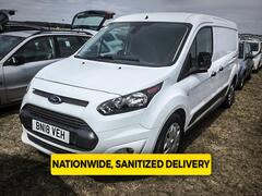 Ford Transit Connect BN18 VEH