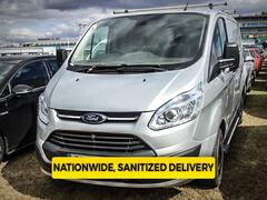 Ford Transit Custom BT15 BWD