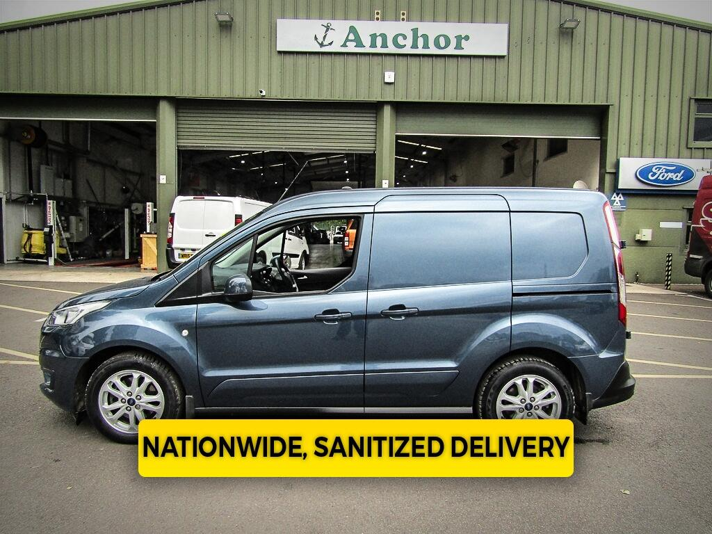 Ford Transit Connect FT19 UFH