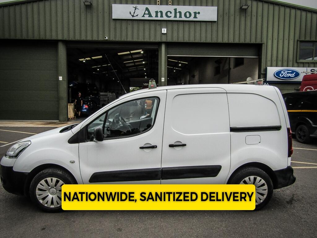 Citroen Berlingo HV12 SXC