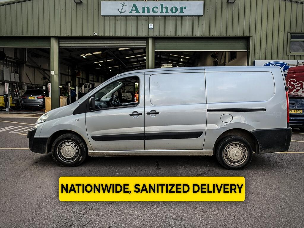Citroen Dispatch WF12 BHP