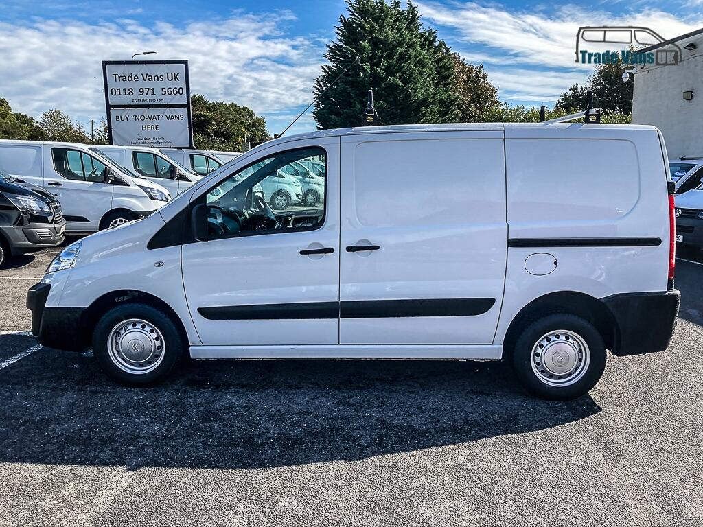 Citroen Dispatch WN12 SEO