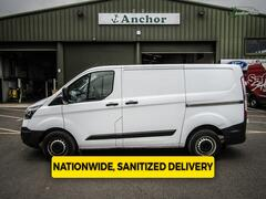 Ford Transit Custom CX16 YKO