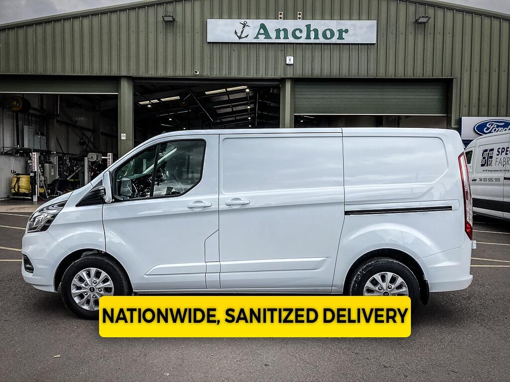 Ford Transit Custom CX68 XCV